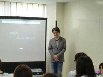 木本光紀中央講師(大分)を招いて、宮崎早苗会の講習会が開催された。(2018.5.4)