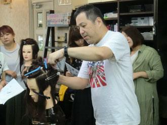 池田譲治中央講師(神奈川)を招いて、宮崎早苗会が開催された。(2017.9.4)