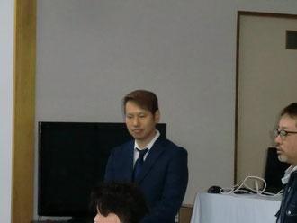坂元久文中央講師(福岡)を招いて、鹿児島早苗会の2018年10月期の講習会が開催された。(2018.10.1)