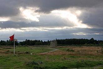 Schlachtfeld bei Culloden