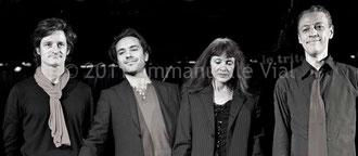 JP.Viret trio-N.Huston © 2011 Emmanuelle Vial