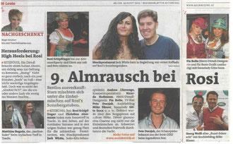 Almrausch Kitzbühel 2012