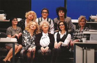 """""""Sekretärinnen"""" Theater Bielefeld"""