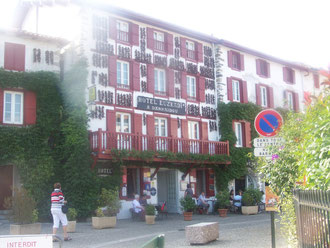 Hôtel Euzkadi