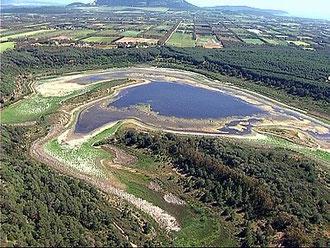 Lago di baraz (1 km)