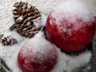 Frostfeste Keramik