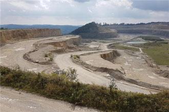 Die immissionsschutzrechtliche Änderungsgenehmigung für den Steinbruch auf dem Plettenberg ist durch    © Daniel Seeburger