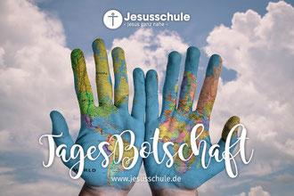 Jesus Christus neue Welt