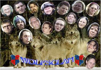 Wolfsclan und Freunde
