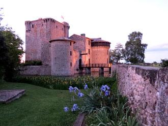 romantic castle break at Chateau de Tennessus