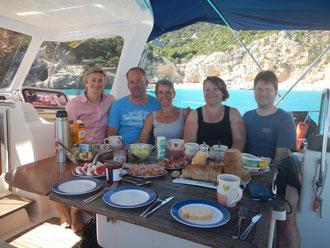 Ostküste von Sardienien mit der Jojo