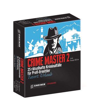 Krimi-Spiel Rezension : Crime Master 2 - Tatort: Urlaub