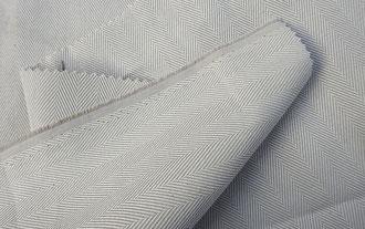 Matratzenstoff Fischgrat 220 cm breit