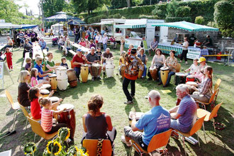 Kunst-, Musik- und Kulturfest am Edersee 2010