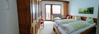 Zimmer im Gästehaus Susanne