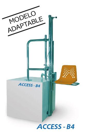 elevador piscina pmr discapacitados