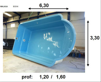 Piscinas de poliester bomdesa material de fontaneria malaga turbidimetro - Piscina arabial granada precios ...