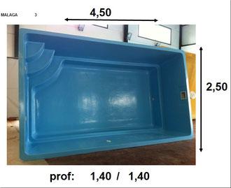 piscina poliester Malaga 3