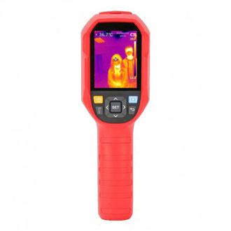cámara termográfica fiebre