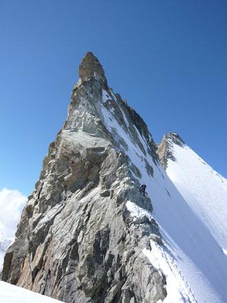 Matterhorn, Hochtour, Obergabelhorn, Arbengrat, Grosser Gendarm