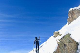Skitour Piz Fora