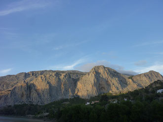 Klettern, Climbing, El Chorro, Spain, Andalusia, Frontales, Suizo, Momio, Cueva Poema de Roca
