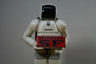 HONDA SF - honda-cafeホームペ...