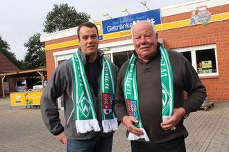 Torsten und Horst Sesterhenn