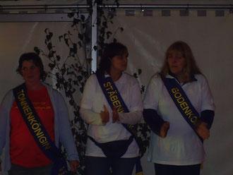 die Amts Königinen von 2009