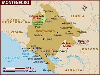 Where Is Montenegro The Friends Of The Gulet FEDERICA - Where is montenegro