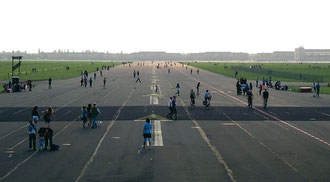 Nachrichten Prenzlauer Berg Flughafen Tempelhof