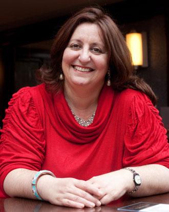 Annie-Paule DERCANSKY, Présidente fondatrice.