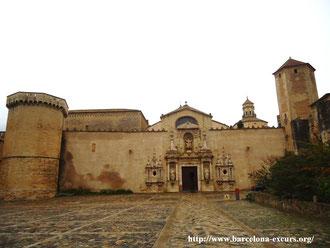 Монастырь Поблет. Каталония