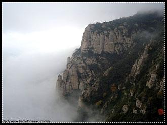 Монтсеррат - горный массив