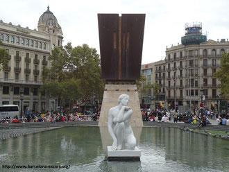Ла Рамбла, Барселона