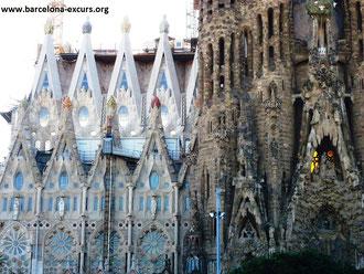 Саграда Фамилия, Барселона, 2016