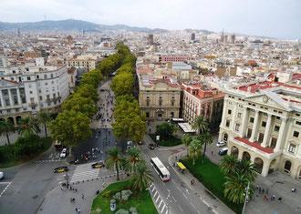 Ла Рамбла (Барселона)