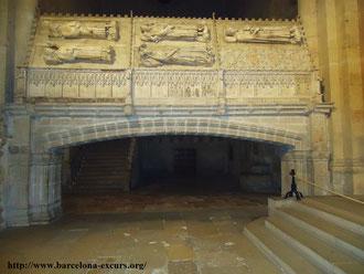 Монастырь Поблет. Королевский Пантеон