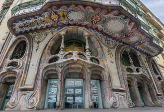 """Экскурсия на машине """"Многоликий модерн Барселоны"""""""