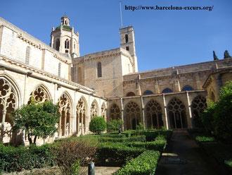 Монастырь Санта Мария де Сантес Креус