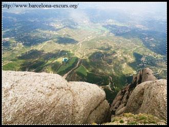 монтсеррат каталония, монастырь монсеррат, экскурсия на монтсеррат