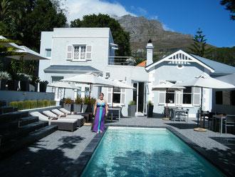 Das 2inn1 am Fuß des Tafelberges in Kapstadt