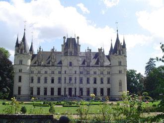 Château de Challains-la-Potherie (Maine-et-Loire)