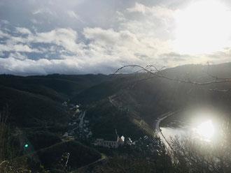 Trailrunning Mosel Moselsteig Beilstein Kloster Engelport Briederner Schweiz
