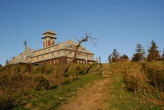 Das Fichtelberg Haus