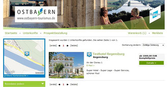 screenshot eTouristnet