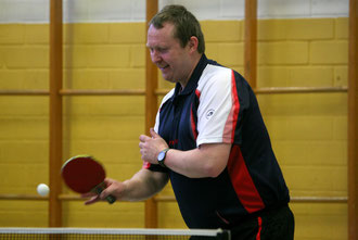 Heinz-Josef Sommer war erfolgreich beim Spiel der dritten Herren.