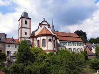 Neckarsteinach, Kath. Kirche