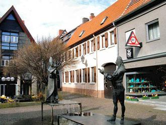 Ladenburg - Innenstadt
