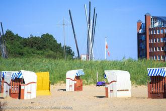 Ferienwohnung Seesicht Balkon Cuxhaven